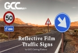 Reflective Film Traffic Sign Creation through GCC Cutting Plotters