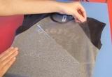 Personalized Rhinestone Apparel/T-shirt