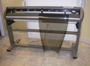 GCC vinyl cutter