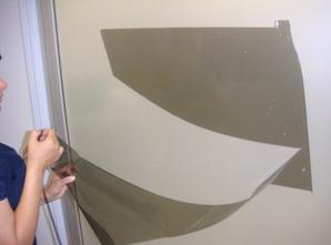 Using Jaguar and Puma Series Cutting Plotter to cut window film
