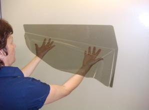 Using GCC plotter to cut window film