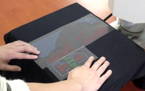 Rhinestone Application Through Stonecut Vinyl Cutter