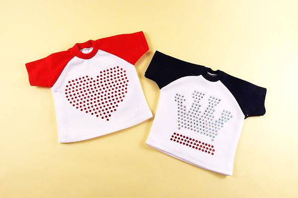 Dazzling Rhinestone T Shirts Portable Cutting Plotter